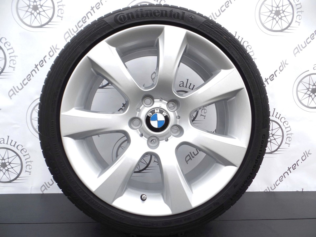 "18"" BMW E90 Styling 330 225/40R18 Continental"