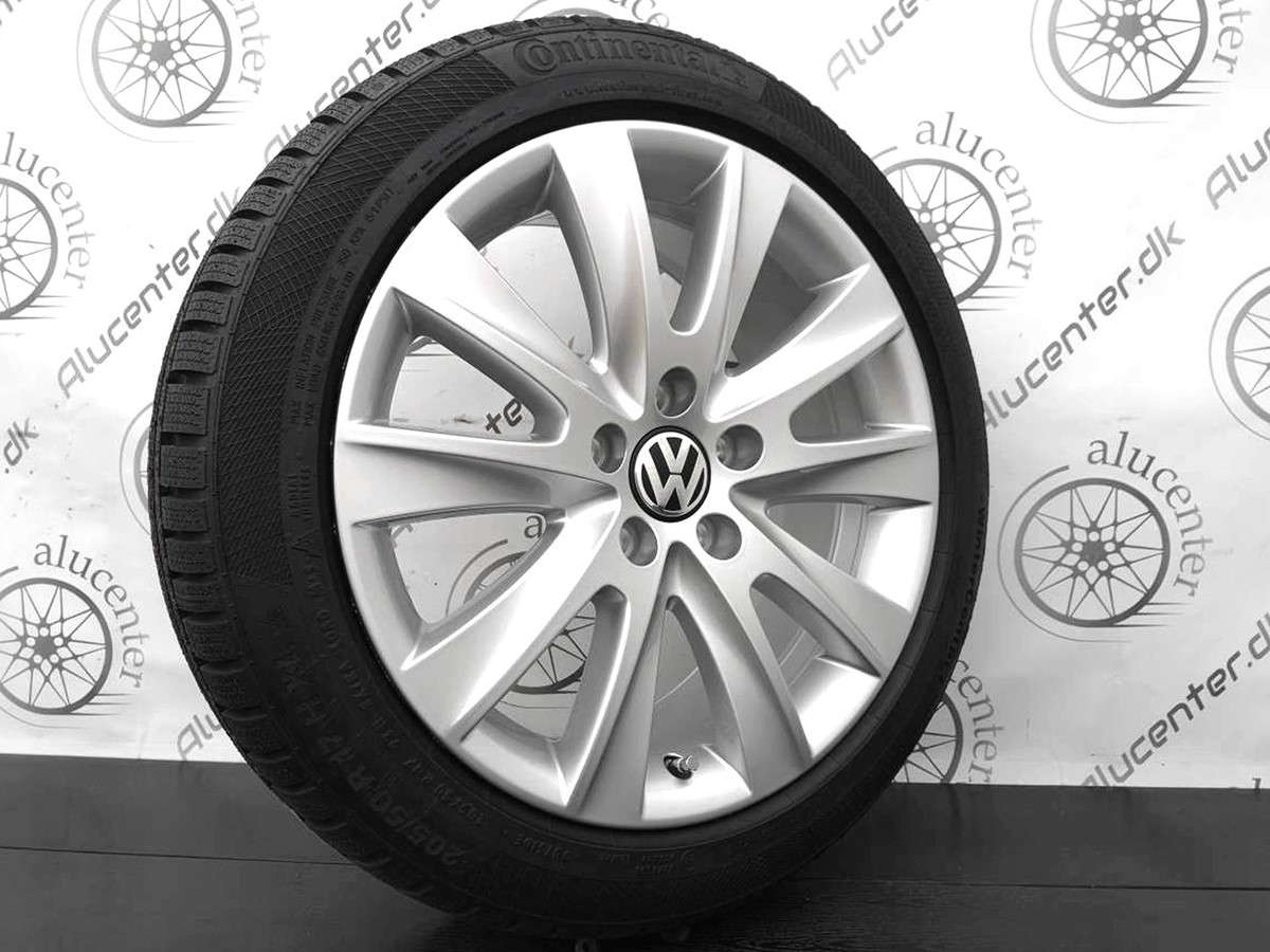 "17"" VW LOS ANGELES 205/50R17 Continental"