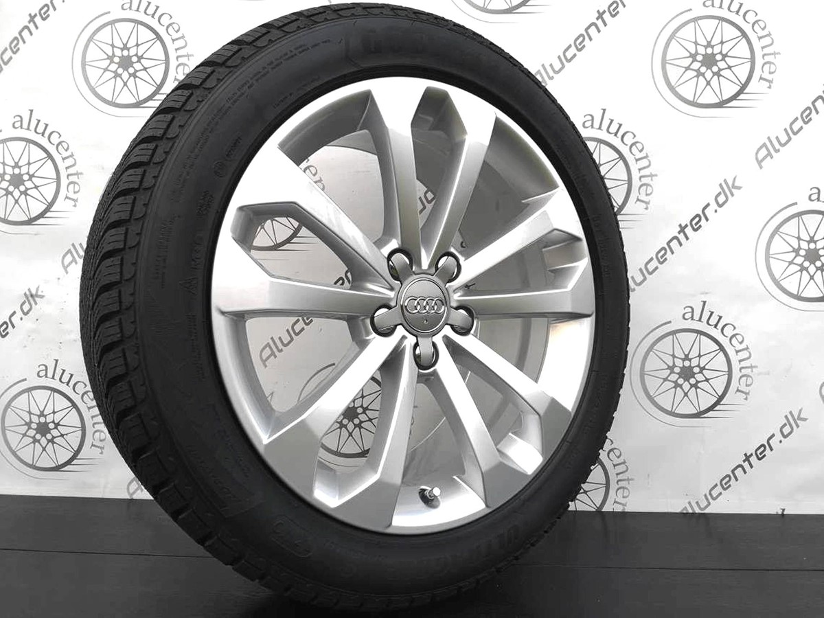 "18"" Audi V-design 245/45R18 Goodyear vinter"