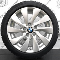 "17"" BMW F20 Styling 381 205/50R17 Continental"
