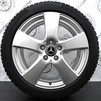 "17"" Mercedes W177 W247 CLA Continental Winter"