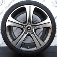 "18"" Mercedes 5-eget design 225/40 Continental"