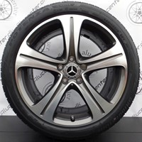 "18"" Mercedes 5-eget design 225/45 Bridgestone"