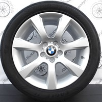 "18"" BMW Styling 330 235/50R18 Goodyear X3 E83"
