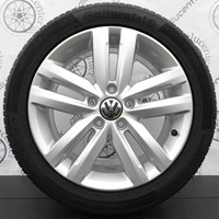 "17"" VW ALABAMA , dobbelt 5-eget design 225/45"